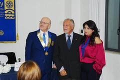 Il Governatore Donato Donnoli ospite del Rotary Club Valle dell'Ofanto