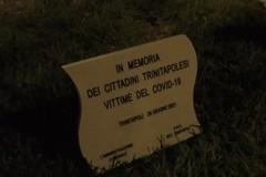 Le vittime del Covid saranno ricordate con una targa