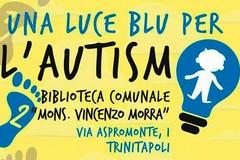 """""""Una luce blu per l'autismo"""", un incontro in biblioteca"""