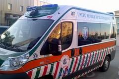 Incidente fra auto e furgone in contrada Tratturello, quattro feriti