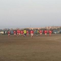 Victrix corsara a Trani, battuta 3-1 la Virtus Andria