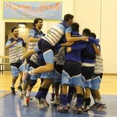 Casalvolley Trinitapoli: terzo posto finale e playoff raggiunti