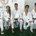Emanuela Ricco si laurea regina del karate in Sicilia