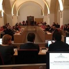 Lunedì 30 novembre torna il Consiglio provinciale