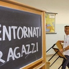 Si torna a scuola, gli auguri del sindaco Losapio