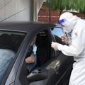 Anche a Trinitapoli il drive through per effettuare i tamponi direttamente in auto