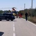 Rocambolesco incidente fra mezzi sulla SP62