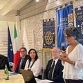 Il Rotary Club Valle dell'Ofanto sposa la lotta contro la violenza sulle donne
