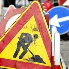 Interventi di chiusura delle buche stradali pericolose