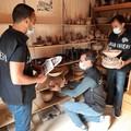Tesoro archeologico recuperato dai Carabinieri, ci sono anche reperti di Salapia