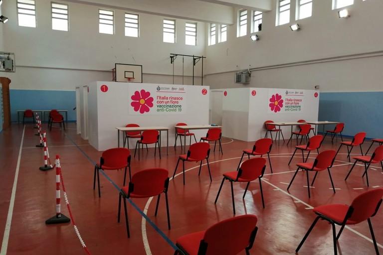 Hub Vaccinale Trinitapoli