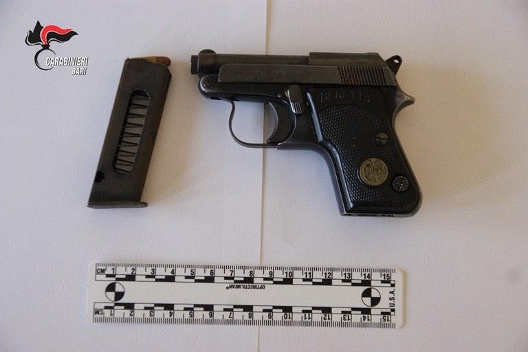 Pistola Margherita di Savoia
