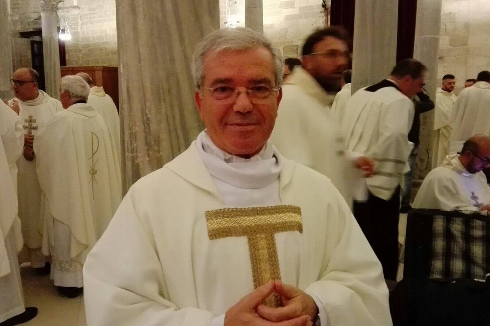 Monsignor Peppino Pavone